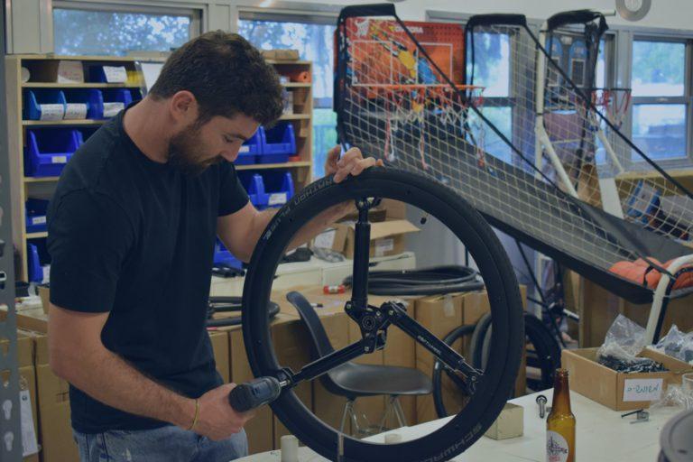 SoftWheel wheel workshop