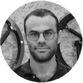 Yoav Schatz - SoftWheel Engineer