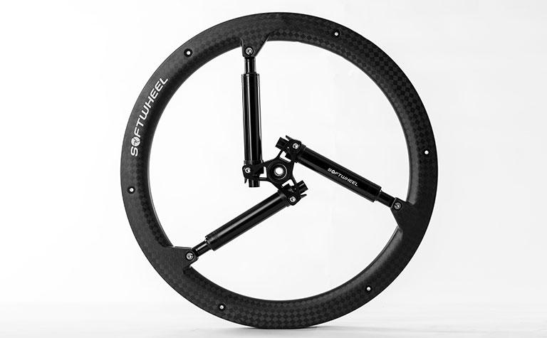 SoftWheel wheel